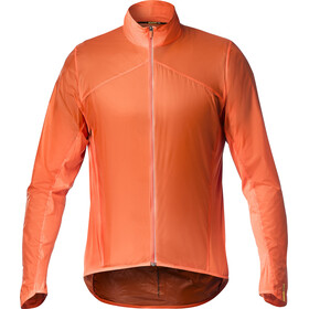 Mavic Sirocco SL Jas Heren, red-orange
